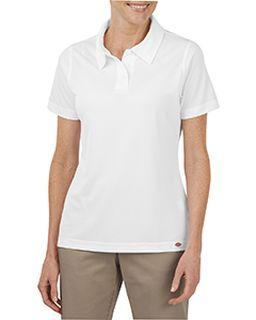Ladies Industrial Performance Short-Sleeve Polo