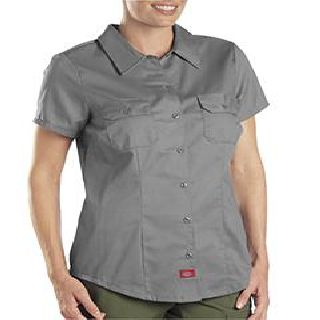 5.25 Oz. Short-Sleeve Work Shirt-