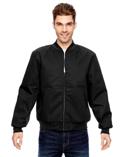 Mens 8 Oz. Industrial Insulated Team Jacket