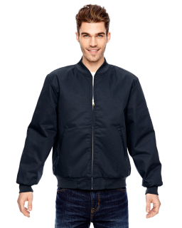 Mens 8 Oz. Industrial Insulated Team Jacket-