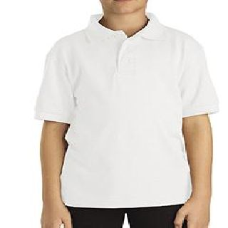 Boys Short-Sleeve Performance Polo