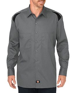 Mens Long-Sleeve Performance Team Shirt-