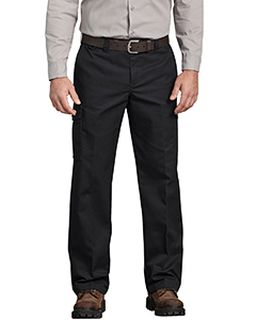 Mens Industrial Relaxed Fit Straight Leg Cargo Pant-