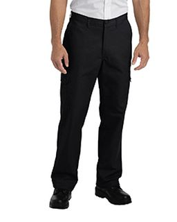 Mens Industrial Relaxed Fit Straight-Leg Cargo Pant-