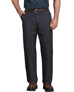 Mens Industrial Relaxed Fit Straight Leg Comfort Waist Pant-