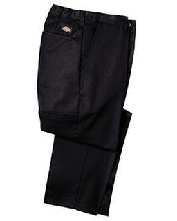 7.75 Oz. Premium Industrial Flat Front Comfort Waist Pant-