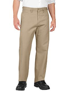 Mens 7.75 Oz. Industrial Flat Front Pant-