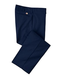 Mens 7.75 Oz. Industrial Flat Front Pant-