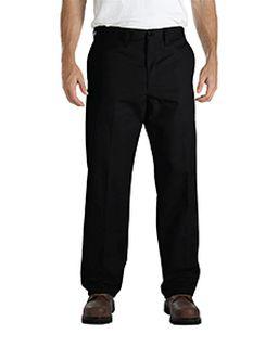 Mens Industrial Flat Front Comfort Waist Pant-Dickies