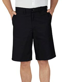 "Mens 11"" Industrial Flat Front Short-"