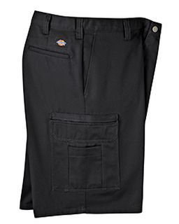 "8.5 Oz., 11"" Industrial Cotton Cargo Short-"