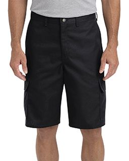 "Mens 11"" Regular Fit Industrial Cargo Short-"