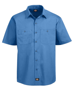 Mens 4.25 Oz. Maxcool Premium Performance Work Shirt-Dickies