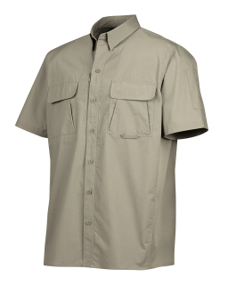 Mens 4.5 Oz. Ripstop Ventilated Tactical Shirt-