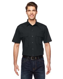 Mens 4.5 Oz. Ripstop Ventilated Tactical Shirt-