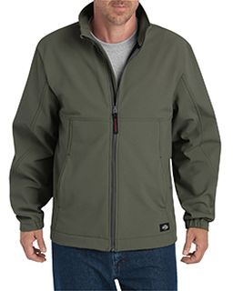 Mens Performance Flex Soft Shell Jacket-Dickies