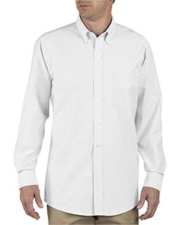 Unisex Tall Button-Down Long-Sleeve Oxford Shirt-Dickies