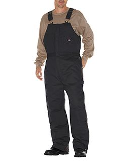 Unisex Duck Insulated Bib Overall-