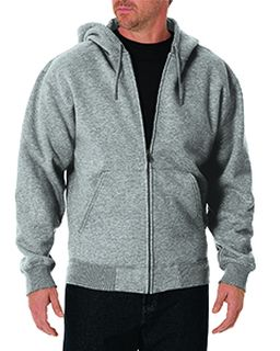 Unisex Midweight Fleece Full Zip Hoodie-Dickies