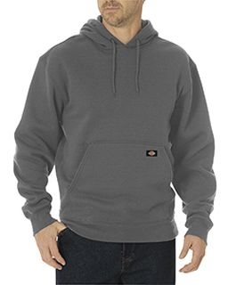 Unisex Tall Midweight Fleece Pullover Hoodie-Dickies