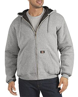 Unisex Heavyweight Quilted Fleece Hoodie-Dickies