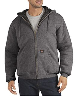 Unisex Tall Heavyweight Quilted Fleece Hoodie-