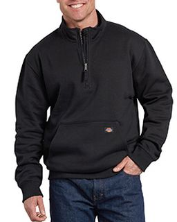 Mens Pro™ 1/4 Zip Mobility Work Fleece Pullover-