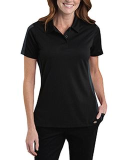 Ladies Industrial Performance Color Block Polo