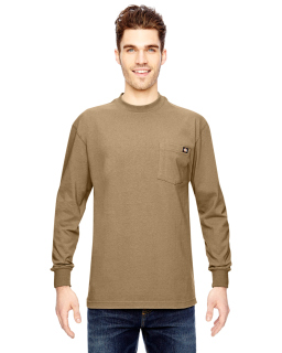Mens Tall 6.75 Oz. Heavyweight Work Long-Sleeve T-Shirt