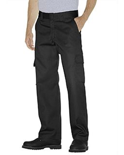 Unisex Relaxed Fit Straight Leg Cargo Work Pant-