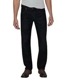 Mens X-Series Regular Fit Straight-Leg 5-Pocket Denim Jean Pant-
