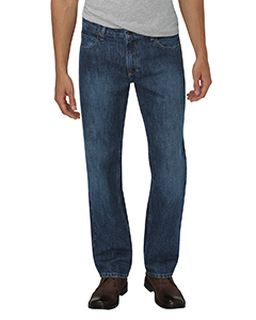 Mens X-Series Relaxed Fit Straight-Leg 5-Pocket Denim Jean Pant-