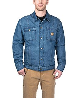 Mens Westbrook Vintage Denim Jacket-