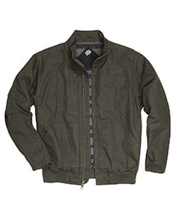 Mens Force Canvas Bomber Jacket-