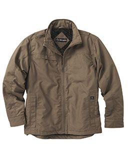 Mens 8.5oz, 60% Cotton/40% Polyester Storm Shield Tm Canvas Sequoia Jacket-Dri Duck
