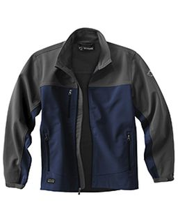 Mens Poly Spandex Motion Softshell Jacket-