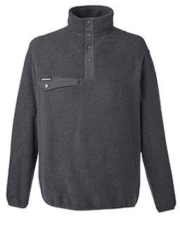 Mens Brooks Sherpa Fleece Pullover-