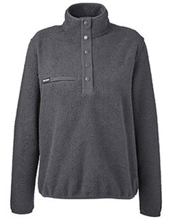 Ladies Cypress Sherpa Fleece Pullover-