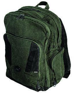 Heavy Duty Traveler Canvas Backpack-