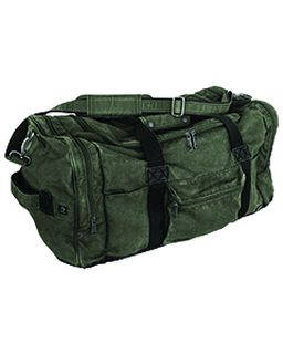 Heavy Duty Large Expedition Canvas Duffle Bag-