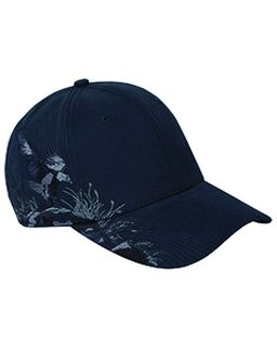 Brushed Cotton Twill Eagle Cap-