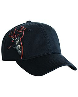 3d Applique Buck Cap-Dri Duck