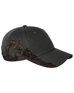 Brushed Cotton Twill Excavating Cap-