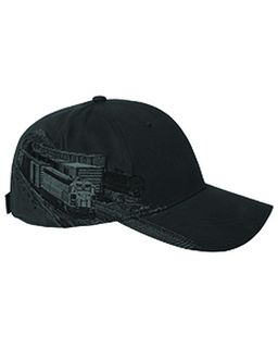Brushed Cotton Twill Rail Yard Cap-