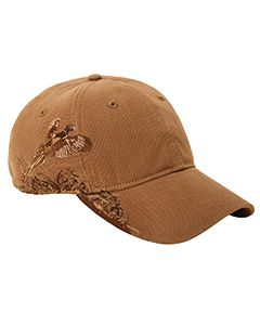 Pheasant Flight Structured Mid-Profile Hat-