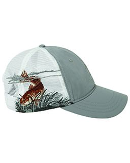 Mini-Ripstop Redfish Cap-