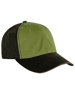 Waxy Back Field Cap-