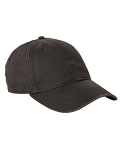 Landmark Unstructured Low-Profile Waxy Canvas Hat-