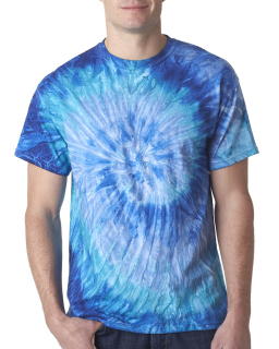 Adult Ripples Pigment-Dyed Tee-Dyenomite