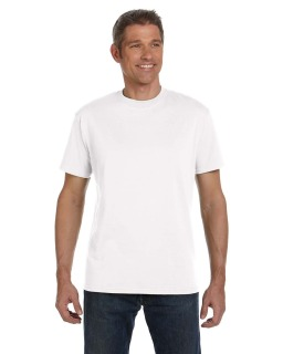 Mens 5.5 Oz., 100% Organic Cotton Classic Short-Sleeve T-Shirt-